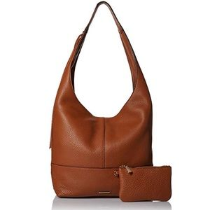 Rebecca Minkoff Unlined Slouchy Hobo w/Whipstitch
